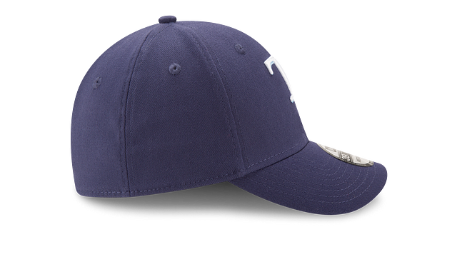 KIDS TAMPA BAY RAYS TEAM CLASSIC 39THIRTY STRETCH FIT