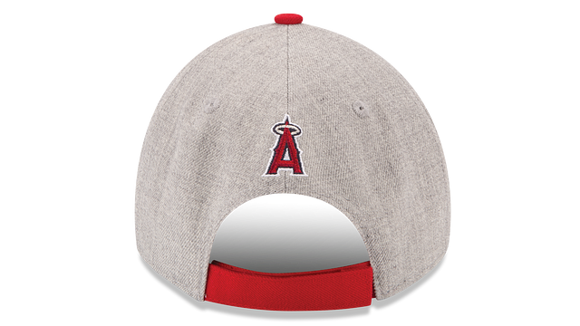 LOS ANGELES ANGELS HEATHER 9FORTY ADJUSTABLE