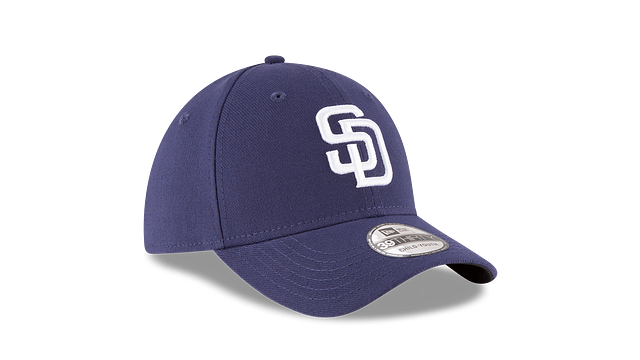 KIDS SAN DIEGO PADRES TEAM CLASSIC 39THIRTY STRETCH FIT 3 quarter right view