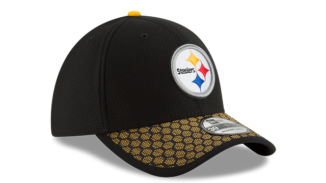 PITTSBURGH STEELERS OFFICIAL SIDELINE 39THIRTY STRETCH FIT