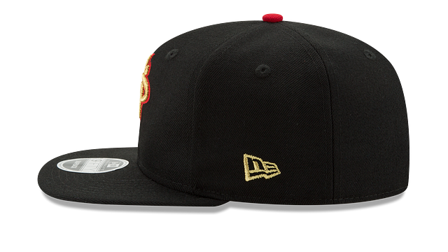 MIAMI HEAT GOLD FLIP 9FIFTY SNAPBACK