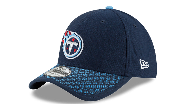 TENNESSEE TITANS OFFICIAL SIDELINE 39THIRTY STRETCH FIT