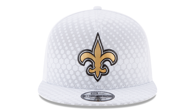 NEW ORLEANS SAINTS COLOR RUSH 9FIFTY SNAPBACK