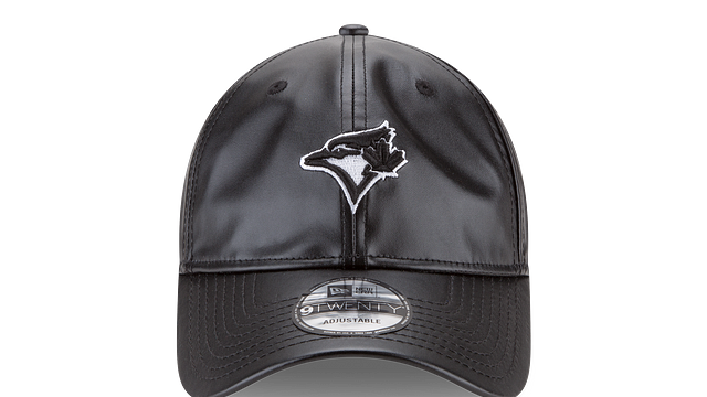 TORONTO BLUE JAYS LEATHER 9TWENTY ADJUSTABLE