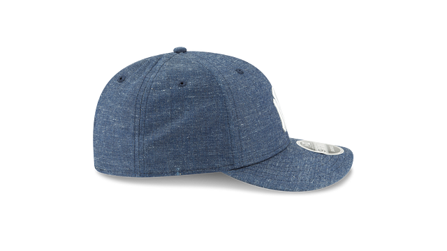 NEW YORK YANKEES TODD SNYDER LOW PROFILE 59FIFTY FITTED Right side view