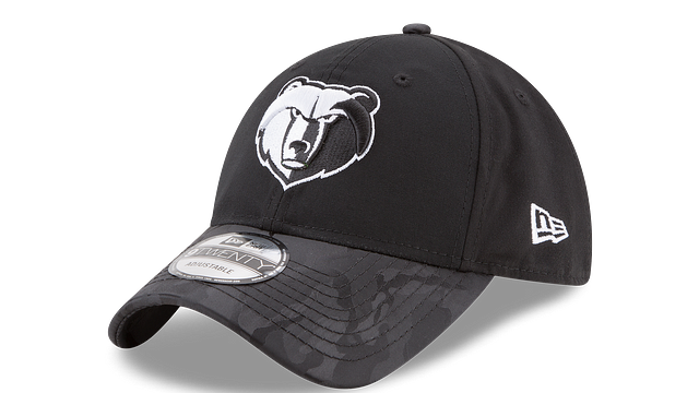 MEMPHIS GRIZZLIES CAMO SHADE 9TWENTY ADJUSTABLE