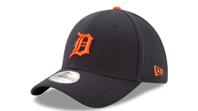 DETROIT TIGERS TEAM CLASSIC 39THIRTY STRETCH FIT