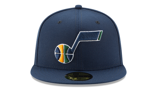 UTAH JAZZ TEAM COLOR 59FIFTY FITTED