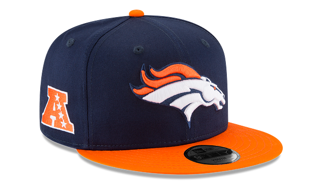 KIDS DENVER BRONCOS NFL KIDS BAYCIK 9FIFTY SNAPBACK