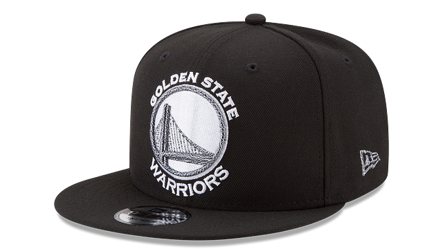 GOLDEN STATE WARRIORS SQUAD TWIST 9FIFTY SNAPBACK