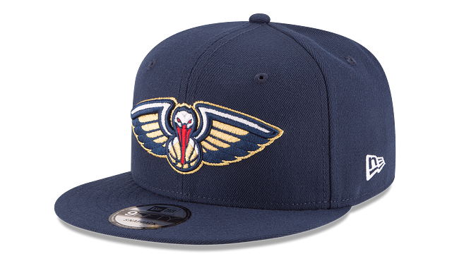 NEW ORLEANS PELICANS TEAM COLOR 9FIFTY SNAPBACK