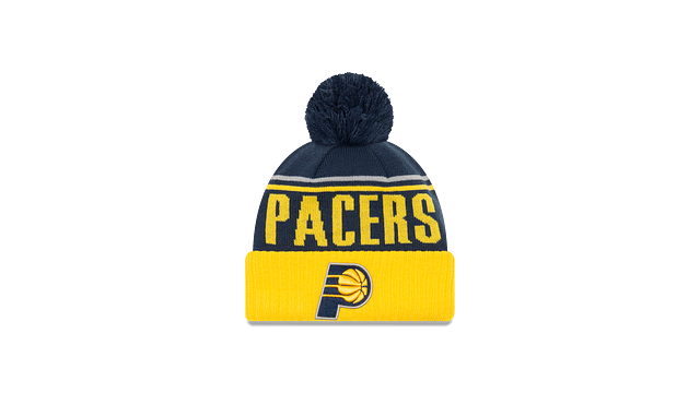 INDIANA PACERS JUMBO CHEER KNIT Front view