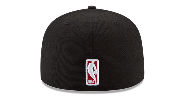 PORTLAND TRAILBLAZERS TEAM COLOR 59FIFTY FITTED