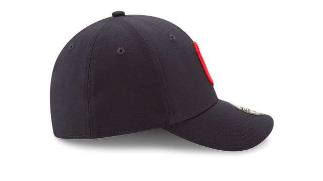 CLEVELAND INDIANS TEAM CLASSIC 39THIRTY STRETCH FIT