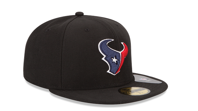 HOUSTON TEXANS 59FIFTY FITTED