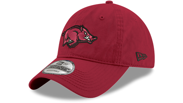 ARKANSAS RAZORBACKS CORE CLASSIC 9TWENTY ADJUSTABLE