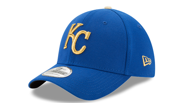 KANSAS CITY ROYALS TEAM CLASSIC 39THIRTY STRETCH FIT