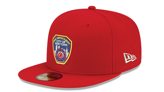 FDNY SHIELD 59FIFTY FITTED