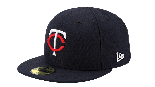 KIDS MINNESOTA TWINS MY FIRST AC 59FIFTY FITTED