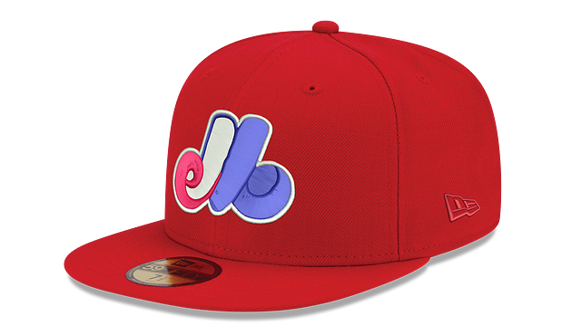 MONTREAL EXPOS 59FIFTY FITTED