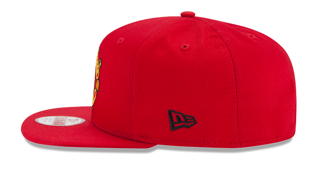 MANCHESTER UNITED RULER OF RED 9FIFTY SNAPBACK