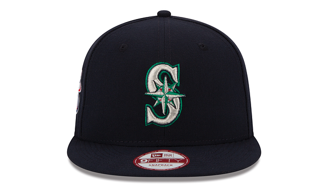 SEATTLE MARINERS MLB BAYCIK 9FIFTY SNAPBACK