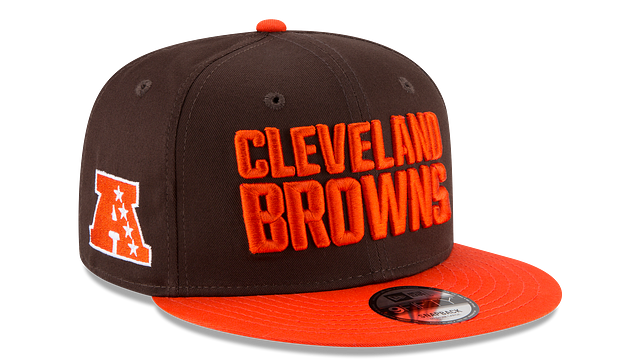 CLEVELAND BROWNS NFL BAYCIK 9FIFTY SNAPBACK
