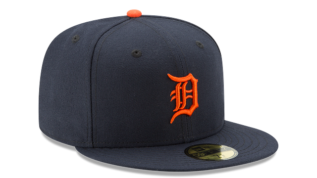 DETROIT TIGERS AUTHENTIC COLLECTION 59FIFTY FITTED