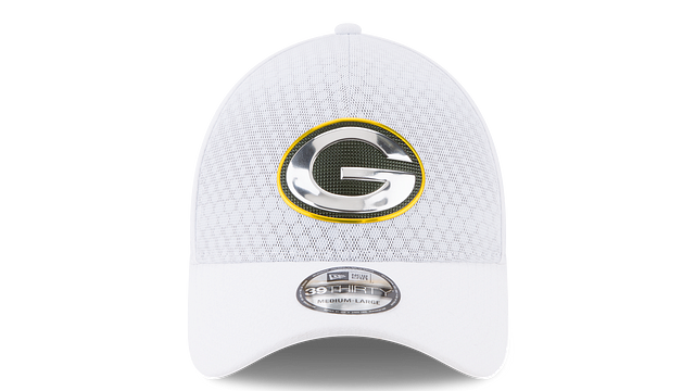 GREEN BAY PACKERS COLOR RUSH 39THIRTY STRETCH FIT