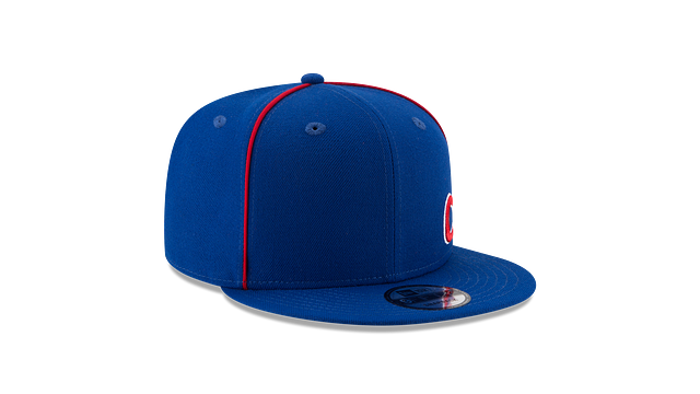 CHICAGO CUBS Y2K FLAWLESS 9FIFTY SNAPBACK 3 quarter right view