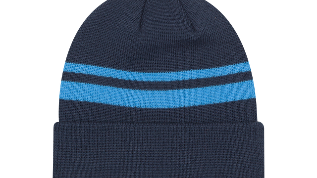 LOS ANGELES CHARGERS CUFF KNIT