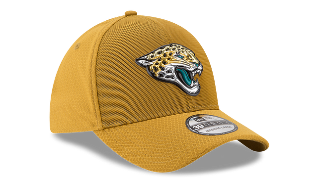 JACKSONVILLE JAGUARS COLOR RUSH 39THIRTY STRETCH FIT