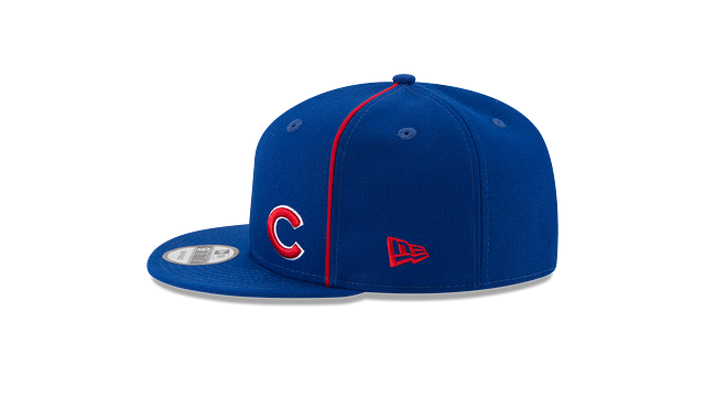 CHICAGO CUBS Y2K FLAWLESS 9FIFTY SNAPBACK Left side view