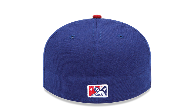 ROUND ROCK EXPRESS AUTHENTIC COLLECTION 59FIFTY FITTED
