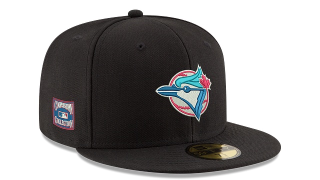 TORONTO BLUE JAYS COOP BLACK 59FIFTY FITTED