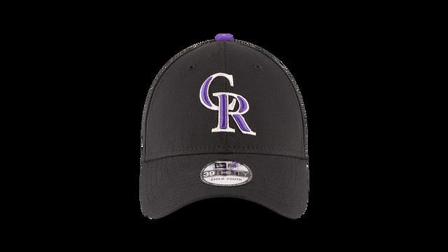 Kids Colorado Rockies Team Classic 39THIRTY Stretch Fit | Colorado Rockies Hats | New Era Cap