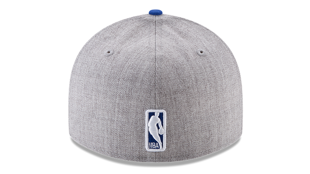 DETROIT PISTONS HEATHER LOW PROFILE 59FIFTY FITTED