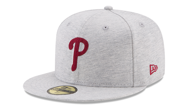 PHILADELPHIA PHILLIES THE LOUNGE 59FIFTY FITTED