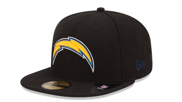 LOS ANGELES CHARGERS 59FIFTY FITTED