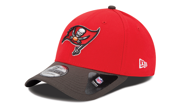 TAMPA BAY BUCCANEERS TEAM CLASSIC 39THIRTY STRETCH FIT