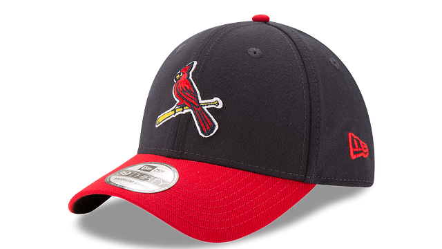 ST. LOUIS CARDINALS TEAM CLASSIC 39THIRTY STRETCH FIT