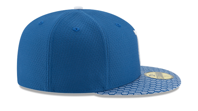 INDIANAPOLIS COLTS OFFICIAL SIDELINE 59FIFTY FITTED