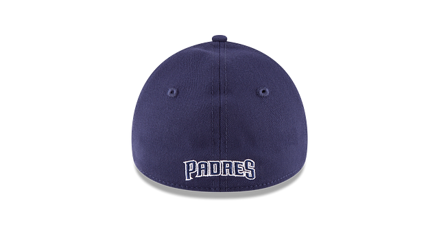 KIDS SAN DIEGO PADRES TEAM CLASSIC 39THIRTY STRETCH FIT Rear view
