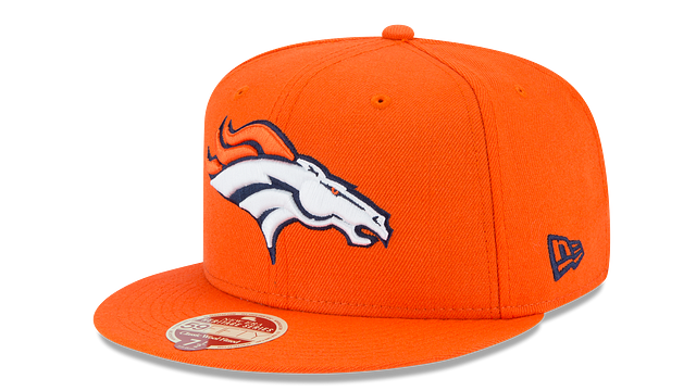 DENVER BRONCOS CLASSIC WOOL 59FIFTY FITTED