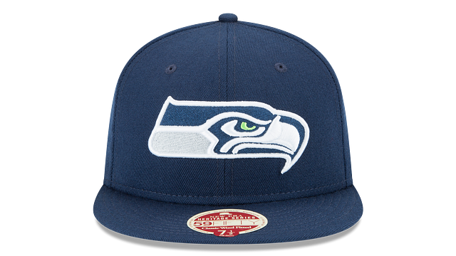 SEATTLE SEAHAWKS CLASSIC WOOL 59FIFTY FITTED