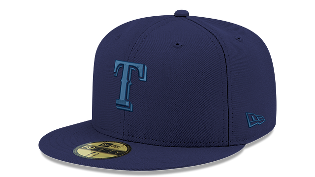 TEXAS RANGERS TONAL 59FIFTY FITTED