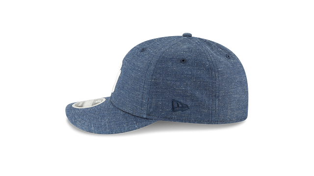 NEW YORK YANKEES TODD SNYDER LOW PROFILE 59FIFTY FITTED Left side view