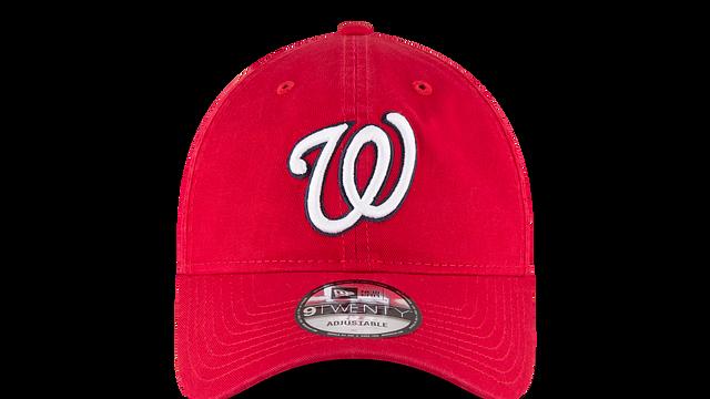WASHINGTON NATIONALS CORE CLASSIC 9TWENTY ADJUSTABLE