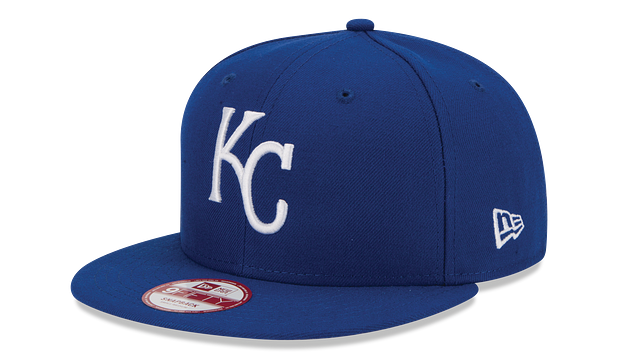 KANSAS CITY ROYALS MLB BAYCIK 9FIFTY SNAPBACK