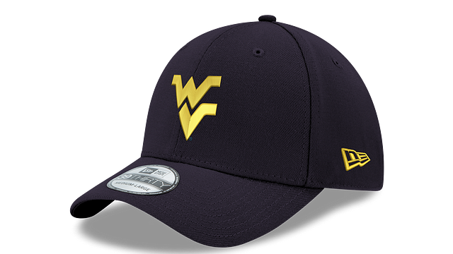 WEST VIRGINIA MOUNTAINEERS TEAM CLASSIC 39THIRTY STRETCH FIT